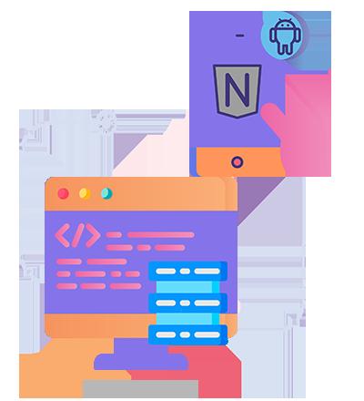 Android App development Icon
