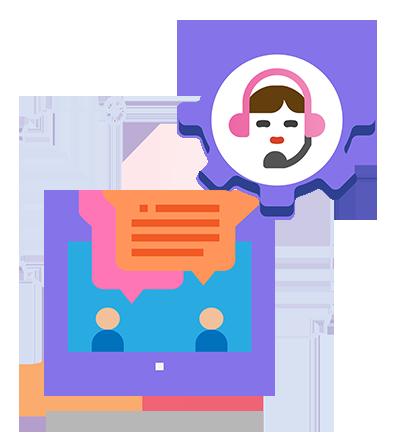 Digital Consultant Icon