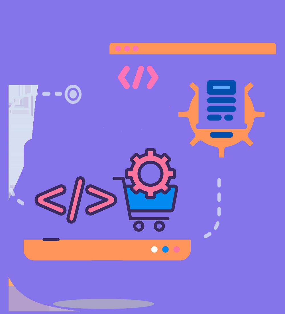 Ecommerce Website Development images
