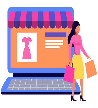 Ecommerce Shop Icon