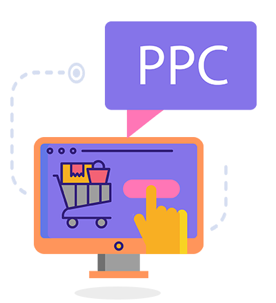 Pay Per Click Management Icon
