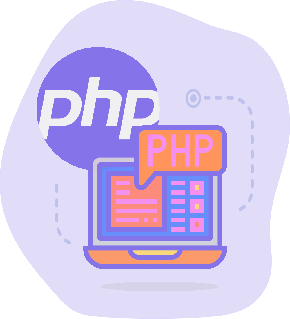 Customer php development png