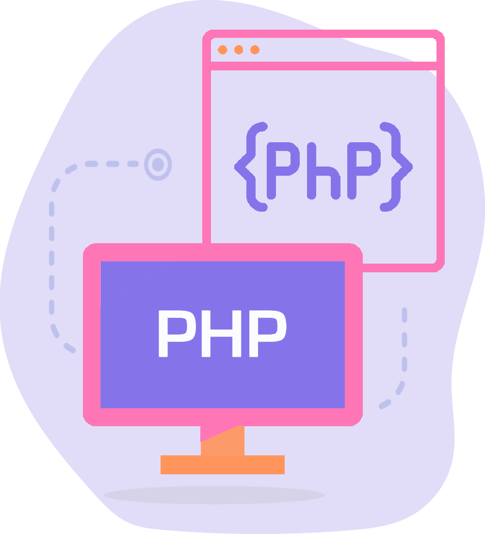Custom php png