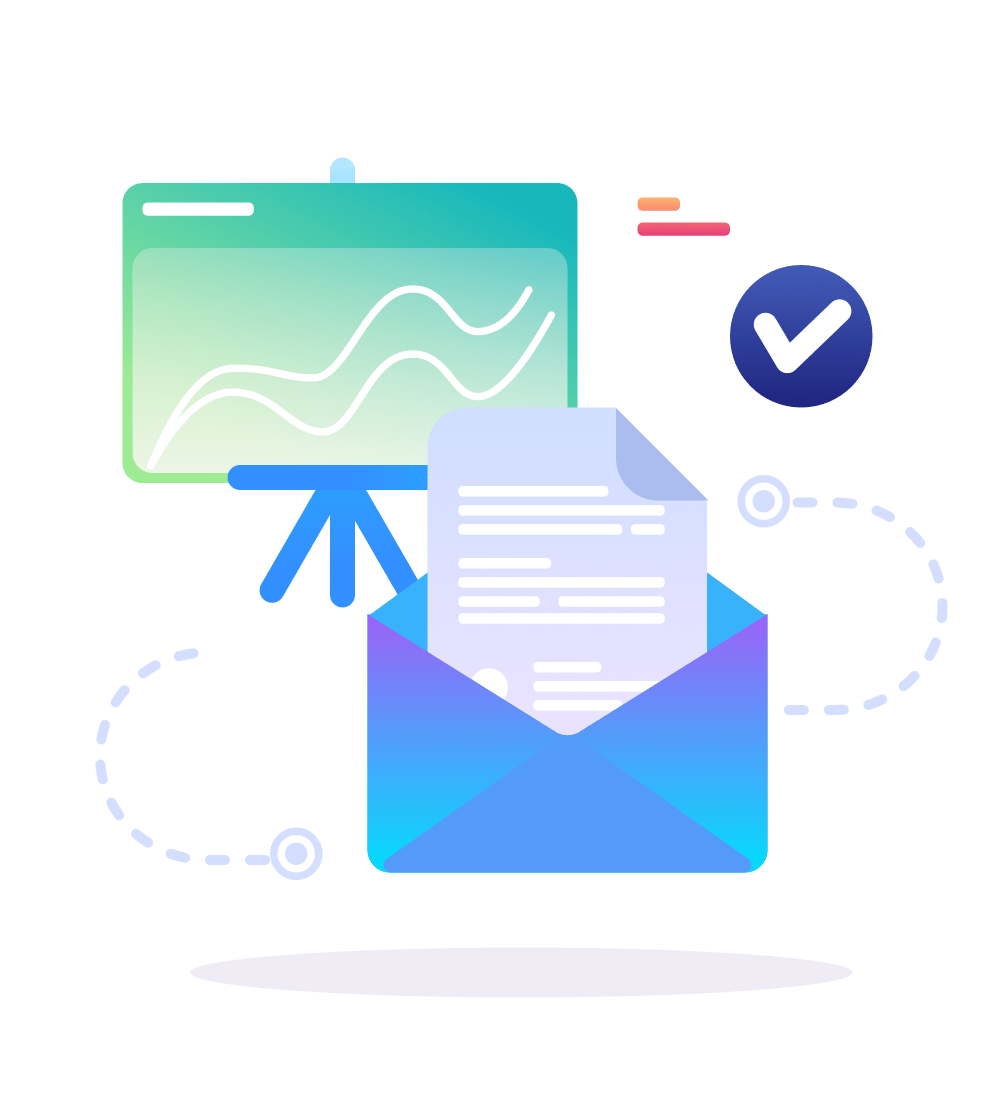 Email Marketing Banner